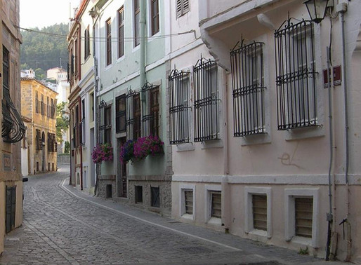Xanthi Old Town   Neoclassical Beauty