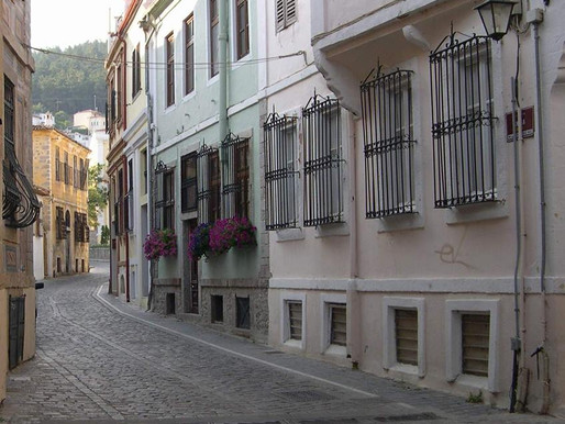 Xanthi Old Town | Neoclassical Beauty
