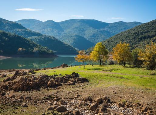 Ladon Artificial Lake | Arcadia Highlands