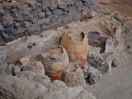 Akrotiri Prehistoric Town | Santorini
