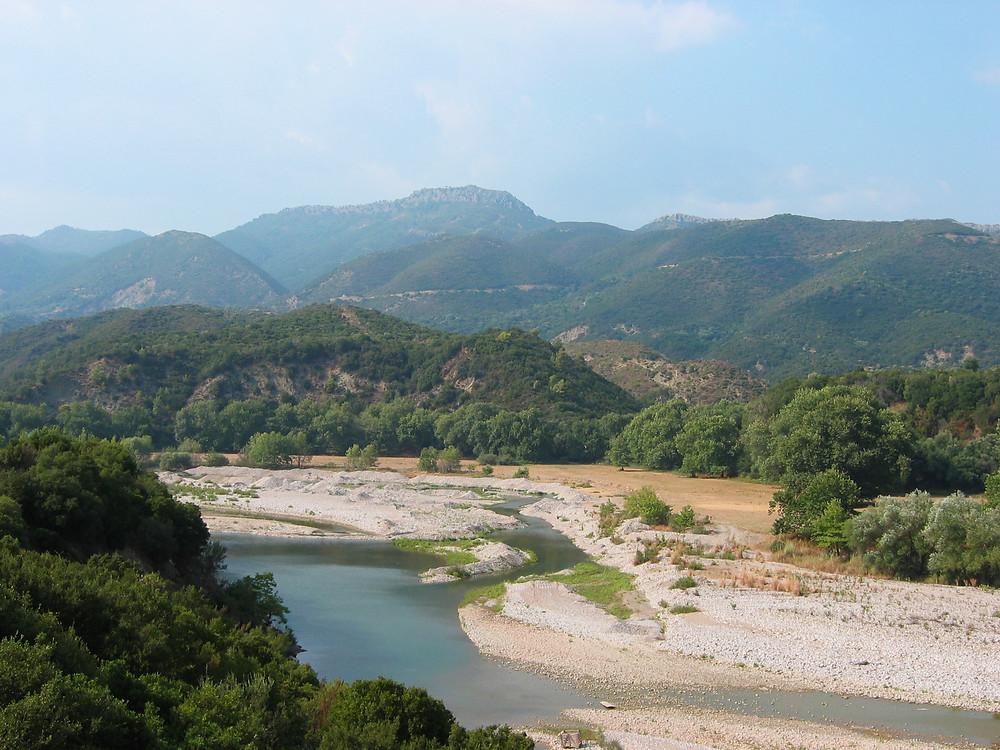 Acheloos River   Top Experiences Trikala Greece