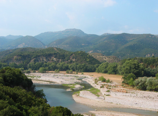 Acheloos River
