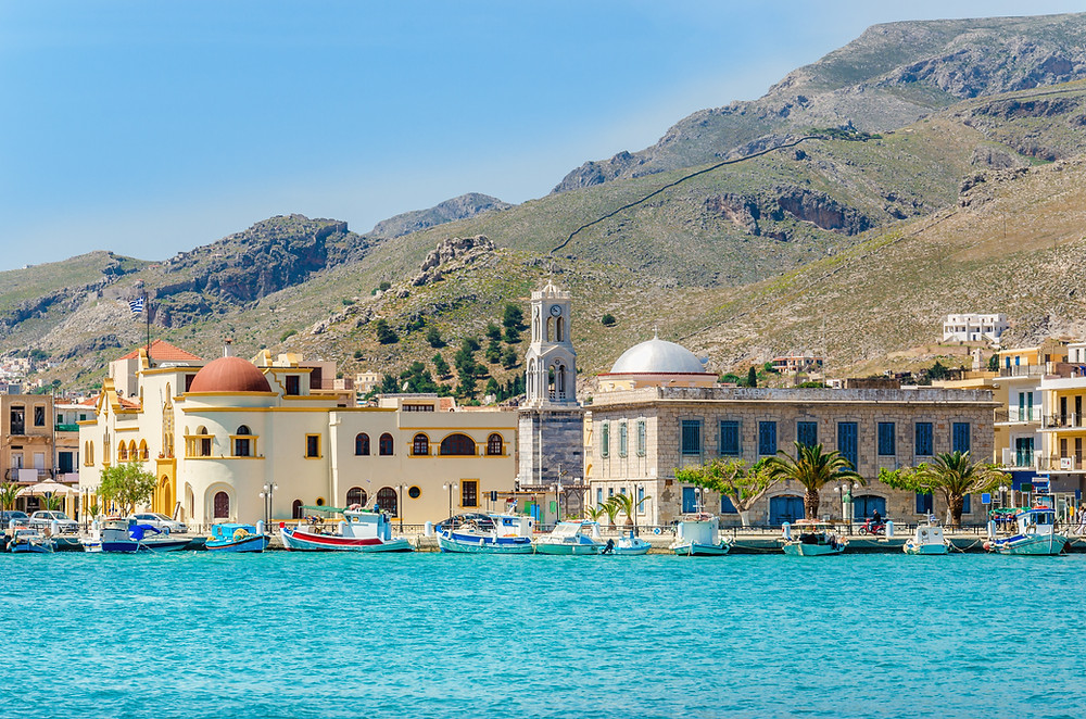 Pothia Town | Best Things to Do in Kalymnos