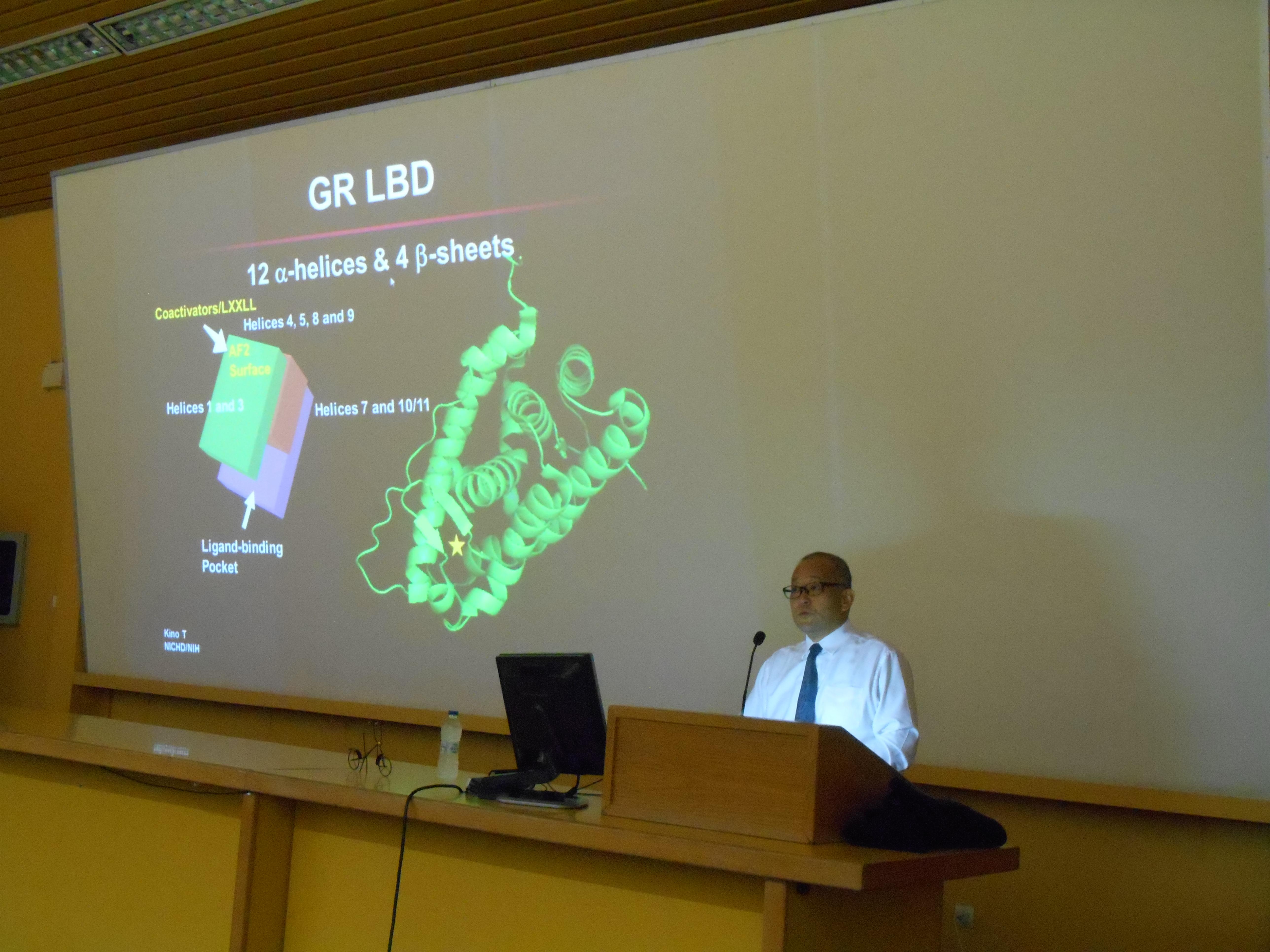 Organizing Scientific Seminars | Meton Athens