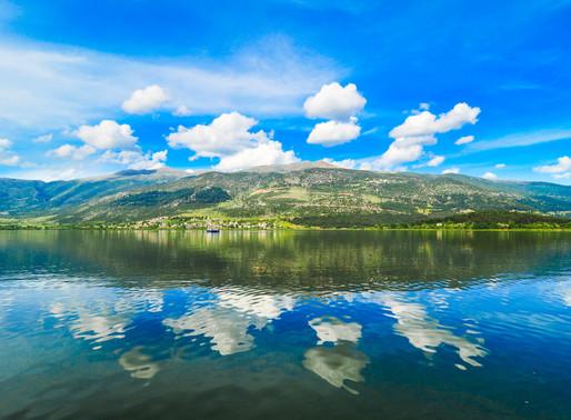Pamvotida Lake I Ioannina | Eating Eels and Crayfish
