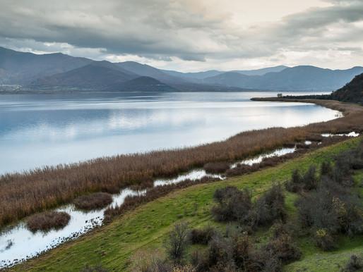 Small Prespa Lake
