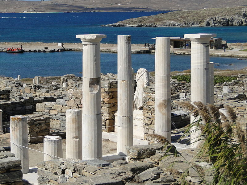 Archaeological Site of Delos | Top Experiences in Mykonos Greece