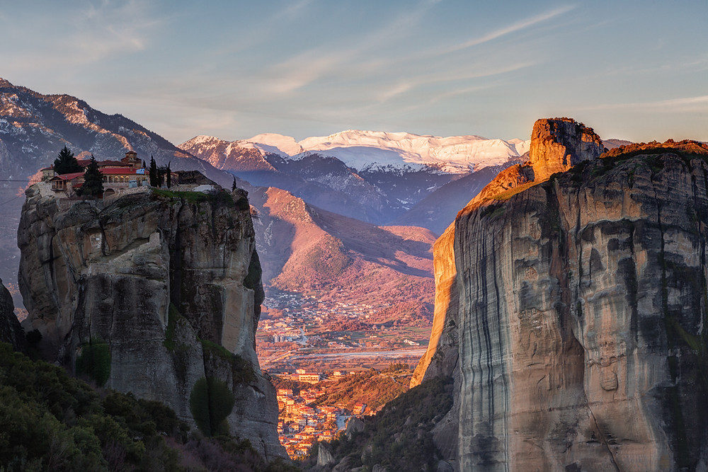 Holly Trinity Monastery | Meteora | Top Monuments in Greece