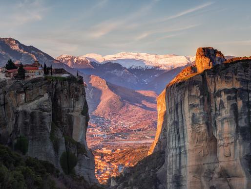 Holly Trinity Monastery | Meteora