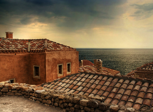 View to Monemvasia History