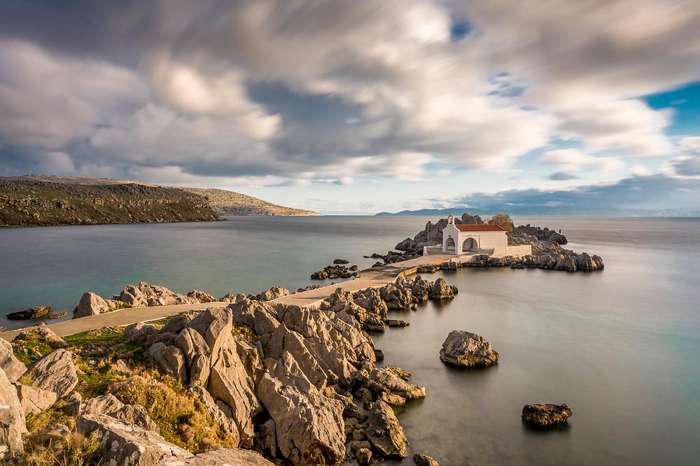 Agios Isidoros Pantoukios Church | Chios | Best Experiences in Greece