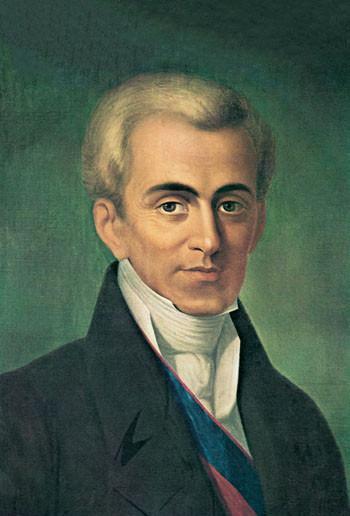 Ioannis Kapodistrias   Great Greeks   Shiny Greece