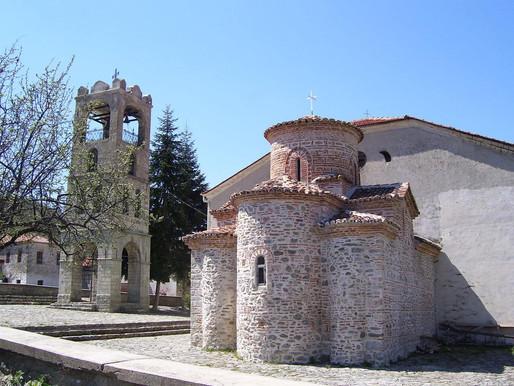 Agios Germanos Church   Prespa Lakes