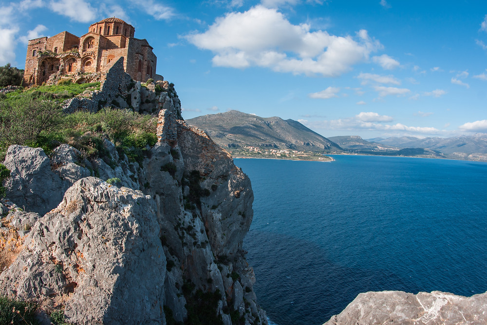 Church of Agia Sofia | Top Experiences in Monemvasia Greece