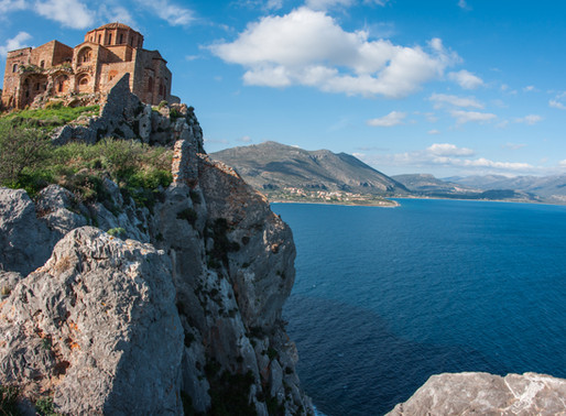 Church of Agia Sofia | Monemvasia