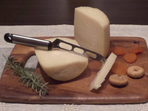 Ladotyri Mytilinis | A Lesbos Cheese