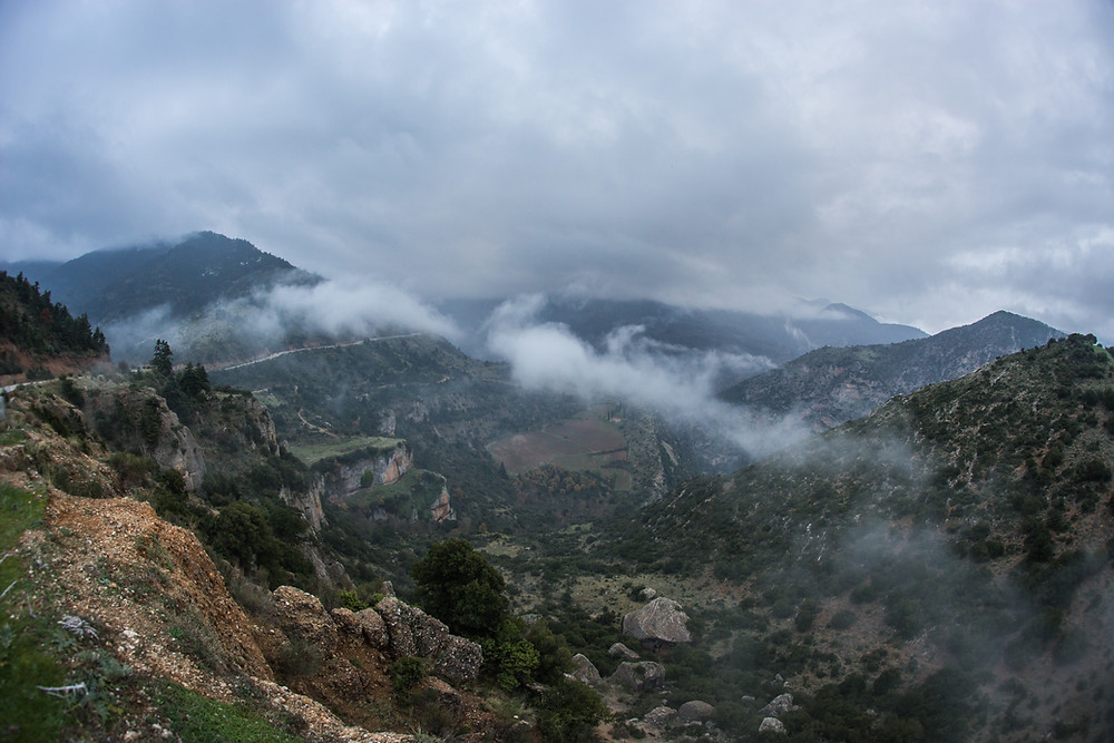 Helmos Mountains