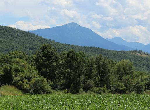 Koziakas Mountain
