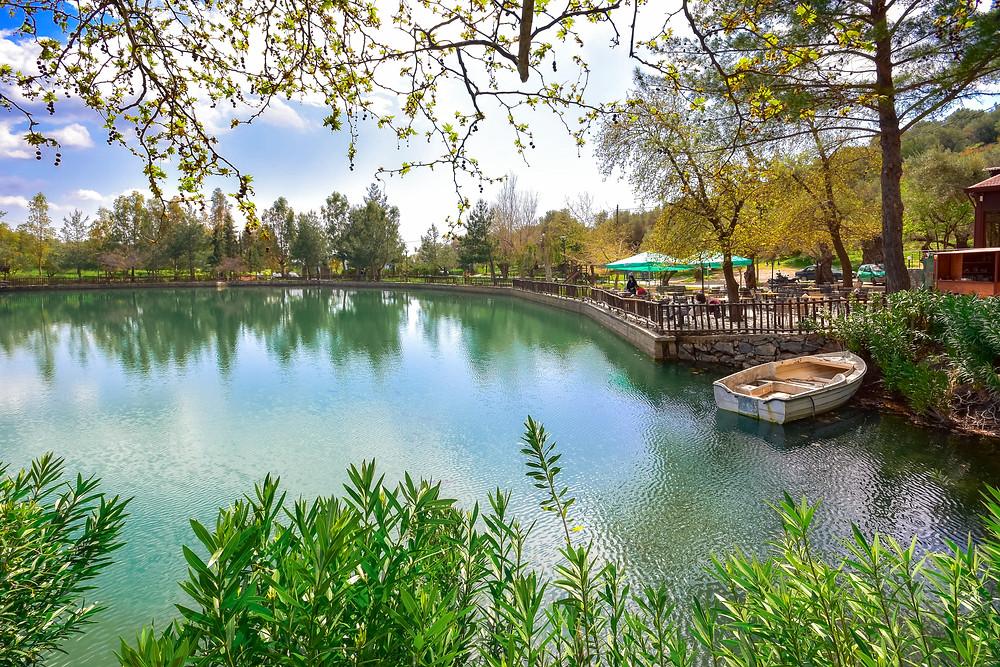 Zaros Lake Crete