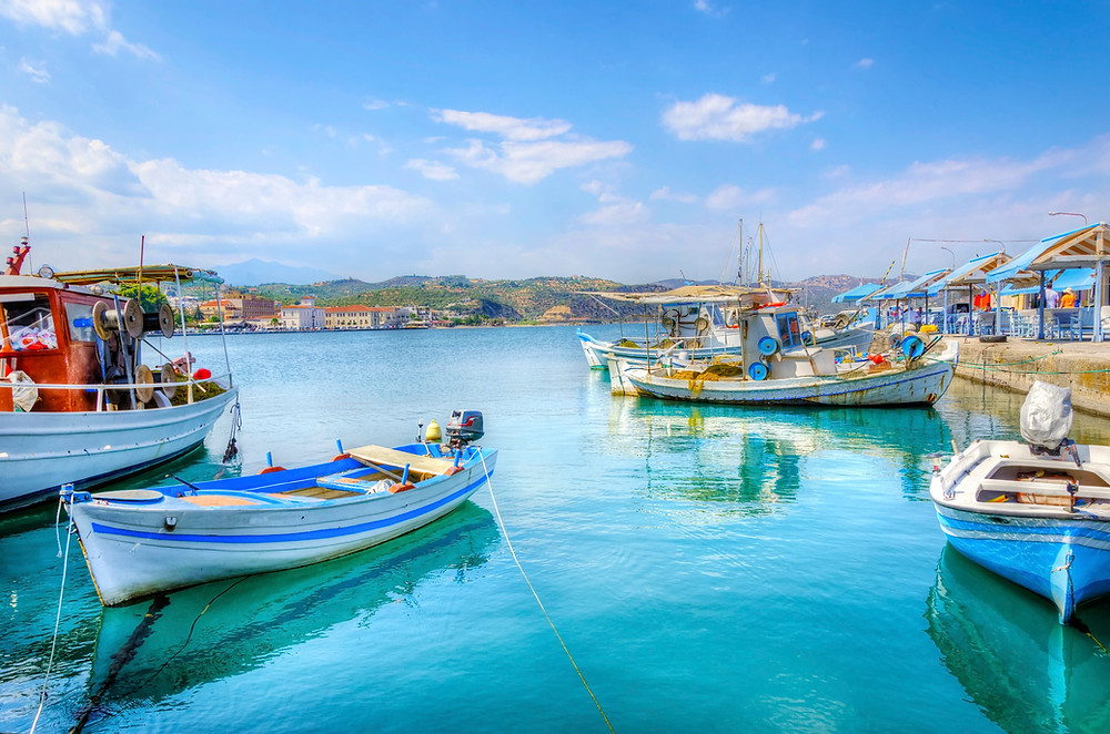 Gythio Town | Lakoniki Mani | Best Things to Do in Greece