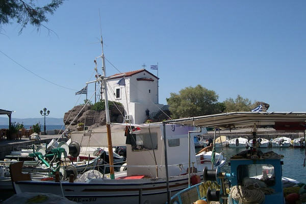 Panagia Gorgona Church | Lesvos | Top Experiences in Greece