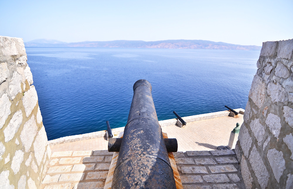 Hydra War Achievements | Best Things to Do in Hydra Greece