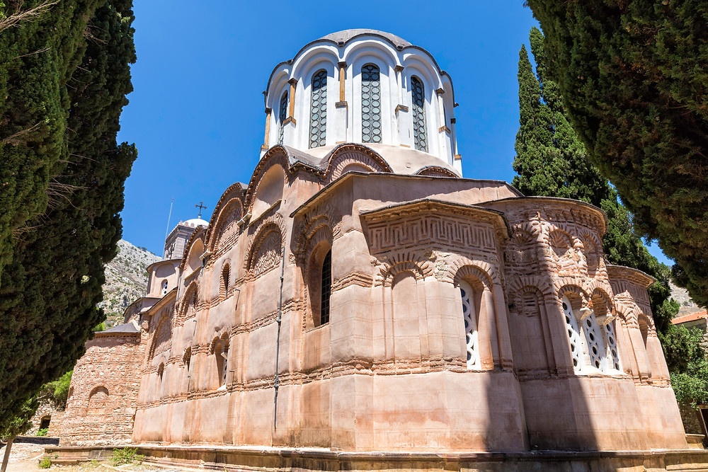 Nea Moni Monastery | Chios | Best Experiences in Greece