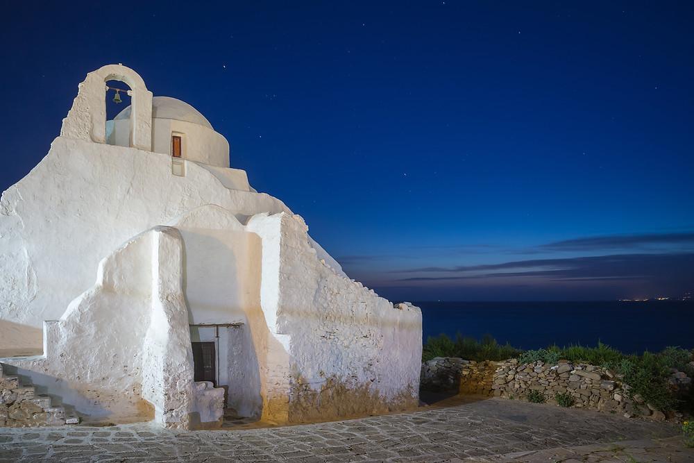 Panagia Paraportiani Church | Top Experiences in Mykonos Island Greece