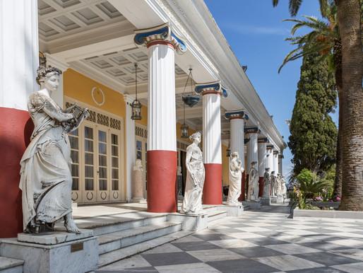 Achillion Palace | Corfu | Home of Kaiserin Sisi