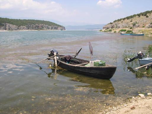 Weekend in Prespa Lakes