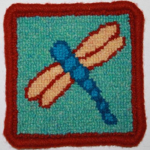 #29 Kit Coaster Dragonfly