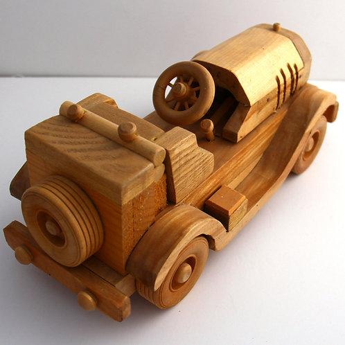 #06 Wooden Roadster