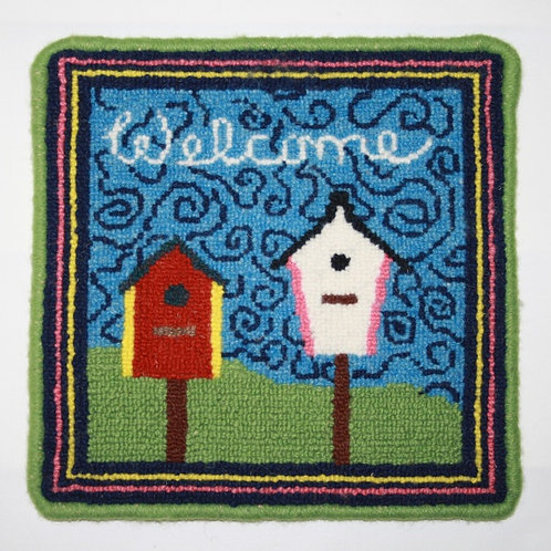 #29 Pattern 10x10 Welcome