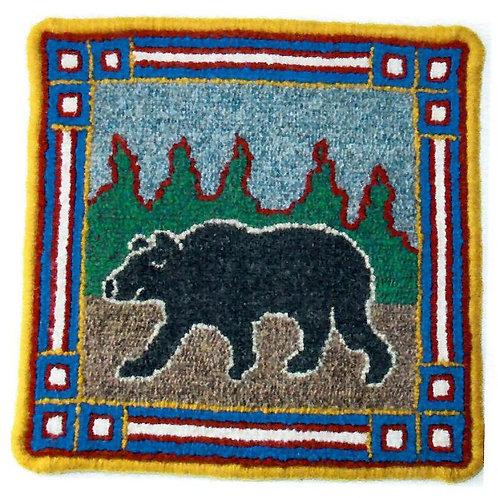 #29 Pattern 10 x 10  Black Bear