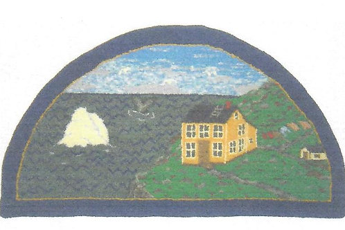 #66 Pattern Outport House (Semi circle)