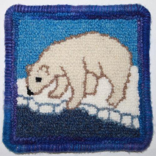 # 29 Kit Coaster Polar Bear