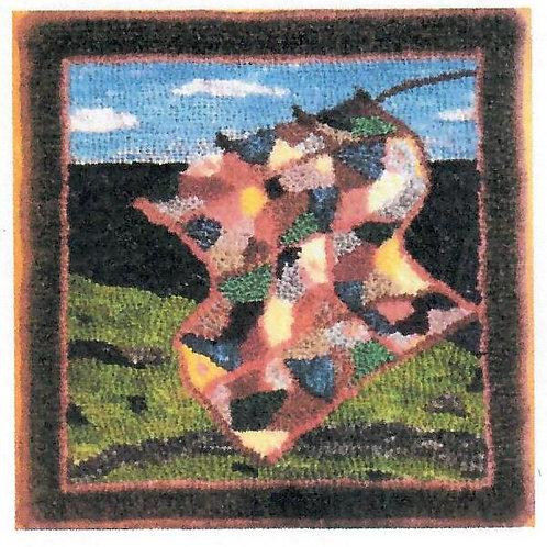 #66 Pattern Crazy Quilt
