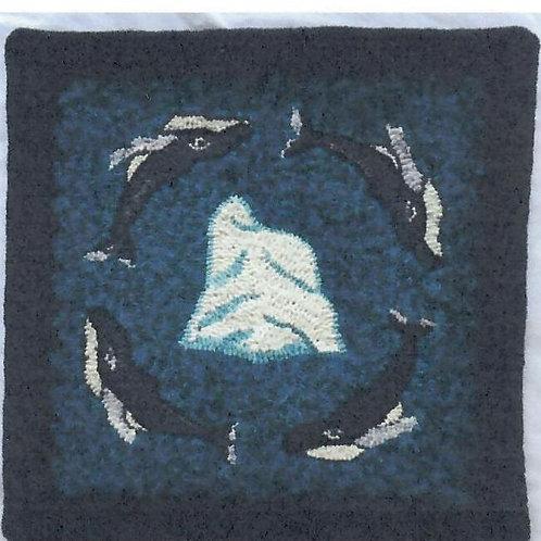 #66 Pattern Humpbacks and Iceberg