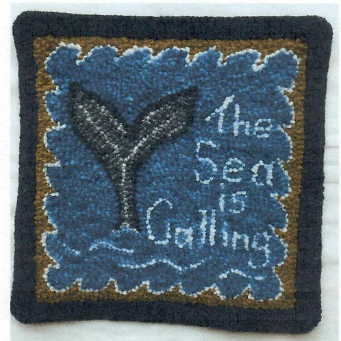 #66 Pattern The Sea Is Calling