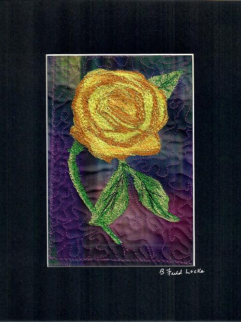 #84 Yellow Rose #1514