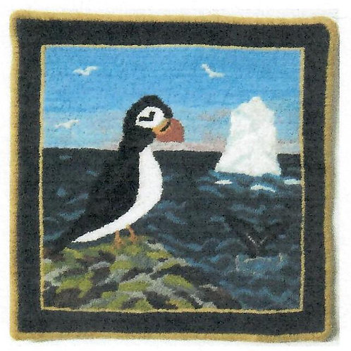 #66 Pattern Whale Watching Puffin