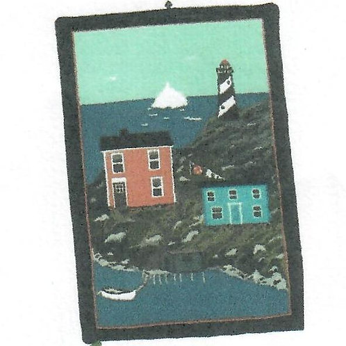 #66 Pattern Flattop Houses