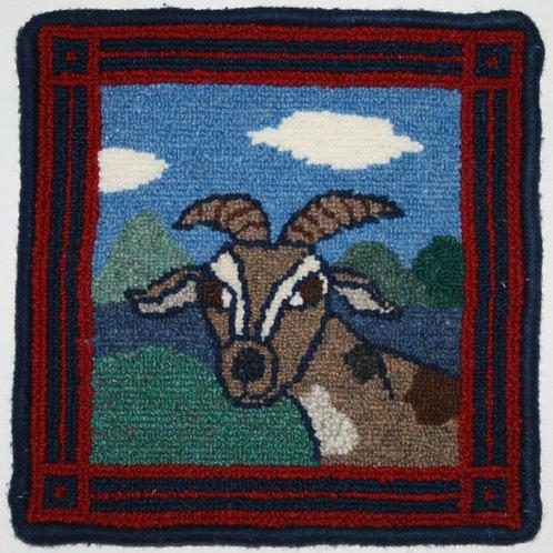 """#29 Kit 10"""" x 10"""" Goat"""