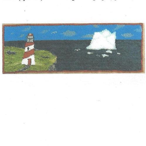 #66 Pattern Lighthouse And Iceberg