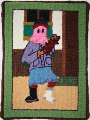 # 29 Pattern 12×17 Mummer