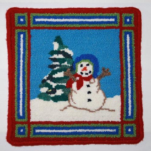 #29 Pattern 10x10 Snowman