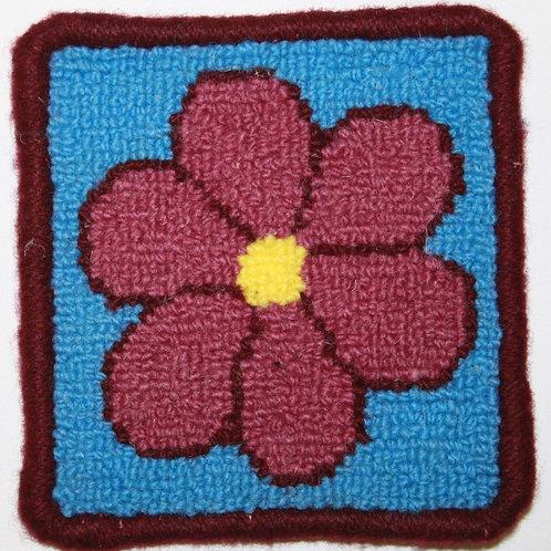 #29 Kit Coaster Flower