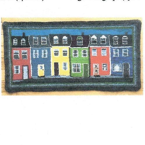 #66 Pattern Jelly Bean Row