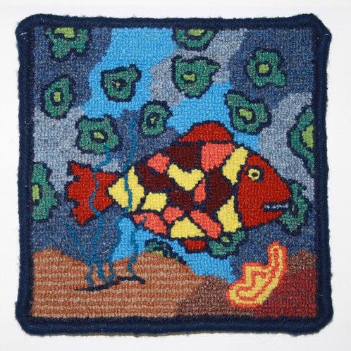 #29 Pattern 10x10 Fish