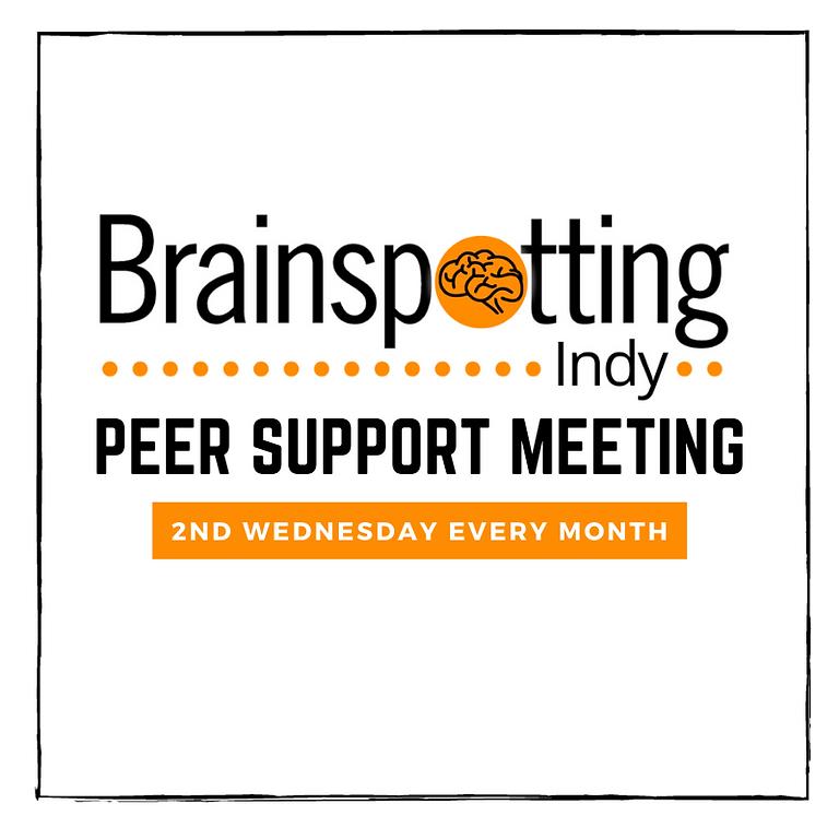 July 2021 Peer Support Meeting